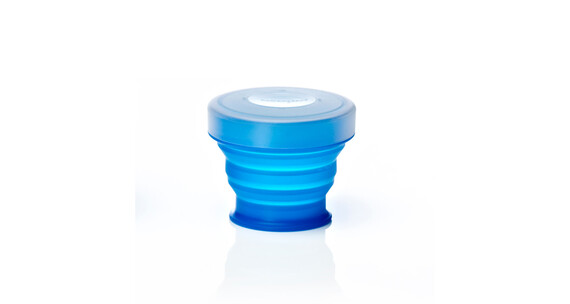 humangear GoCup Drinkfles 118ml blauw